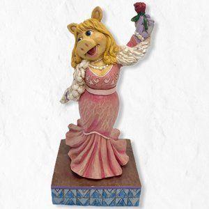 Jim Shore Disney Showcase Miss Piggy Diva? Moi?